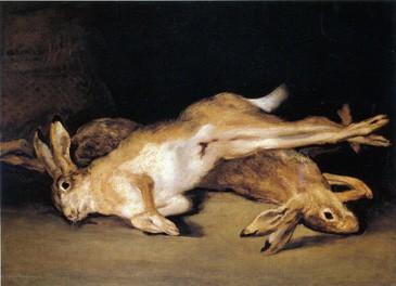 Dead Hares (Liebres muertas)
