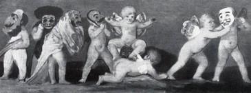 Mascarada infantil