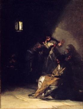Interior de prisión