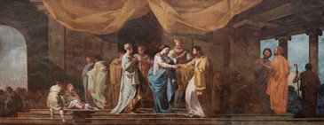 Marriage of the Virgin (Los desposorios de la Virgen)