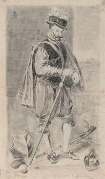 The Buffoon Don Juan de Austria  (El bufón Don Juan de Austria)