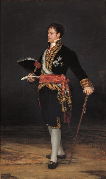 The Duke of San Carlos (El duque de San Carlos)
