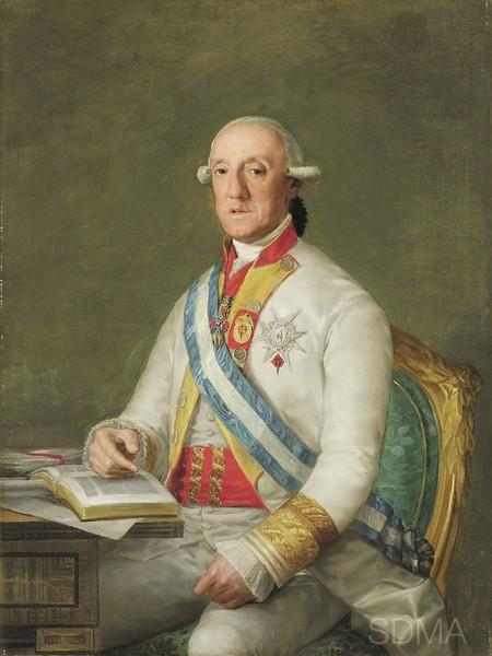 Vicente María de la Vera de Aragón y Ladrón de Guevara, marqués de Sofraga y duque de la Roca