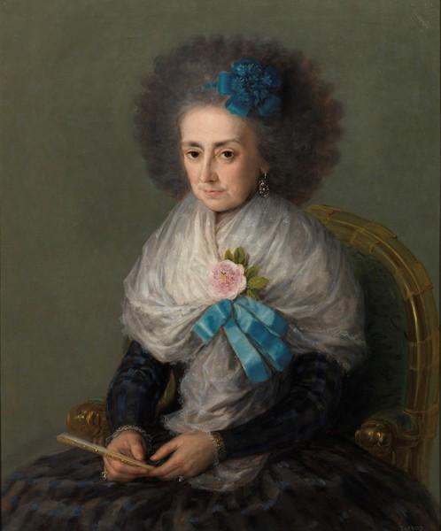 María Antonia Gonzaga Caracciolo, marquesa de Villafranca