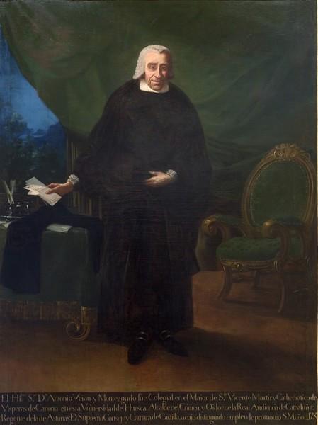 Antonio Veyán y Monteagudo