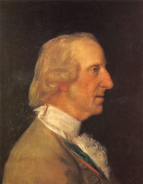 The Infante Don Luis de Bourbon (El Infante don Luis de Borbón)