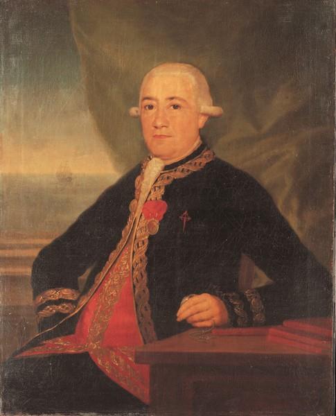 Admiral José de Mazarredo (El almirante José de Mazarredo)