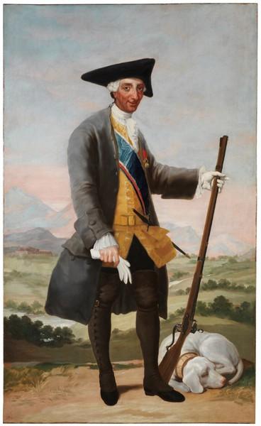 Carlos III cazador (copia)