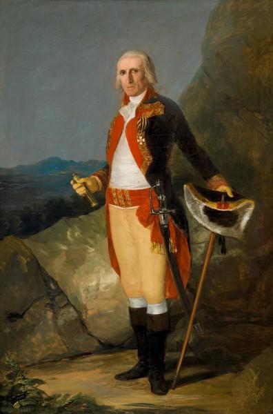 El general José de Urrutia