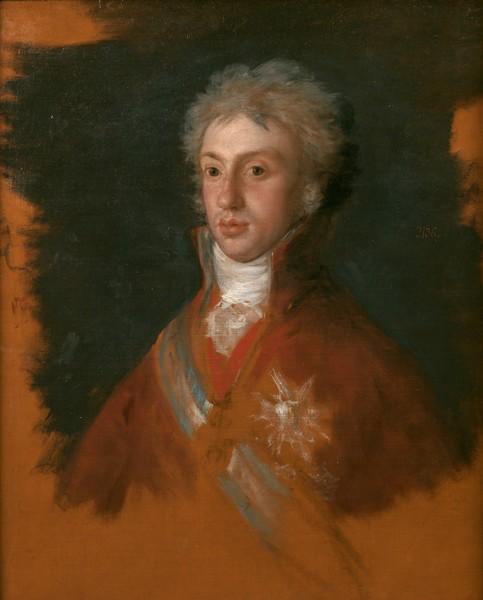 Louis of Bourbon, Prince of Parma and King of Etruria (Luis de Borbón, príncipe de Parma y rey de Etruria)
