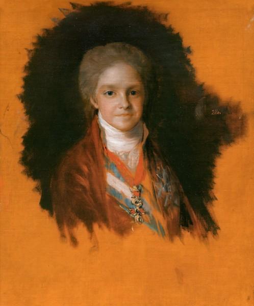 Infante Carlos María Isidro of Spain (Carlos María Isidro de Borbón y Parma, infante de España)