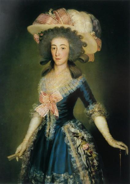 María Josefa de la Soledad Alonso Pimentel, condesa-duquesa de Benavente, duquesa de Osuna