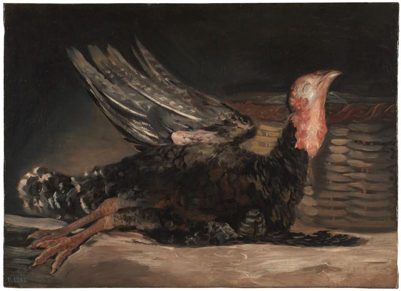 A Dead Turkey (Un pavo muerto)