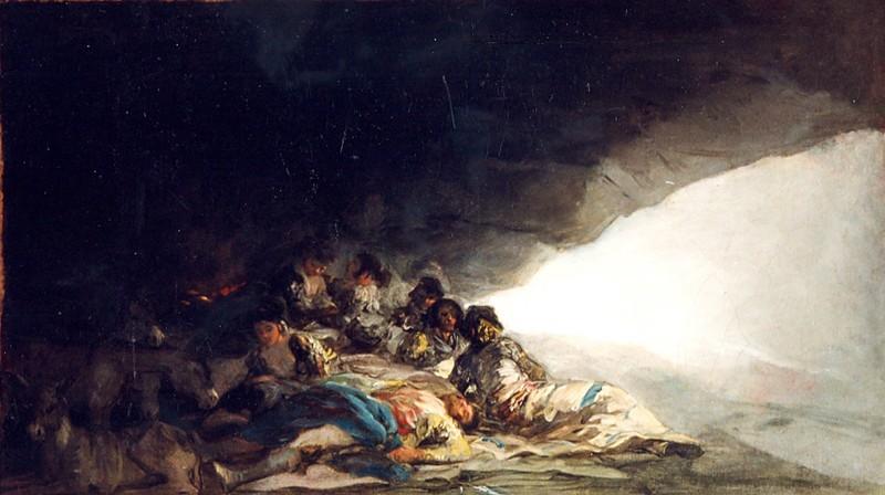 Cueva de gitanos