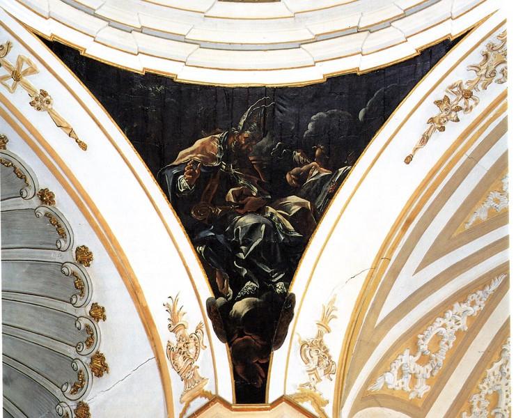 Saint Ambrose (San Ambrosio)