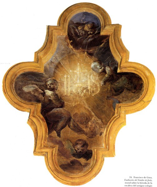 Exaltation of the Name of Jesus (Exaltación del Nombre de Jesús)