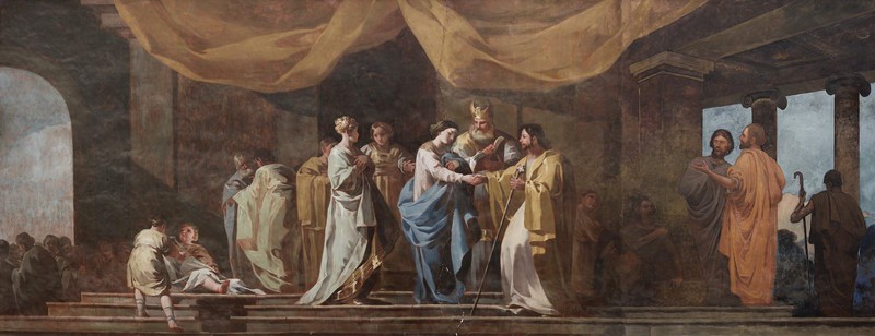Marriage of the Virgin (Los desposorios de la Virgen)