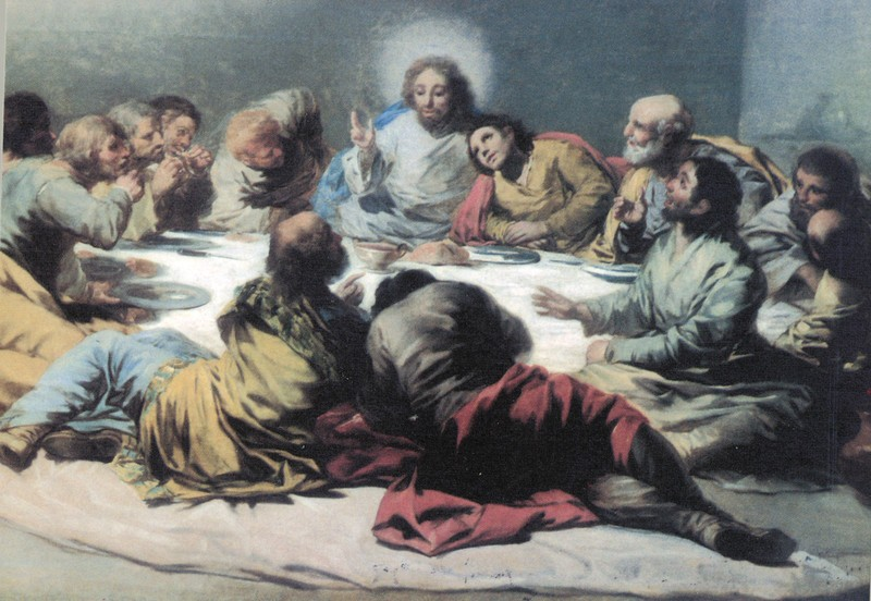 The Last Supper (La Santa Cena)