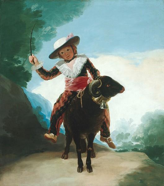 El niño del carnero