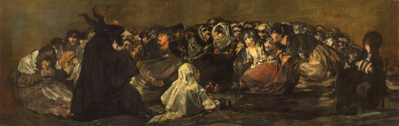 Witches' Sabbath (El aquelarre)