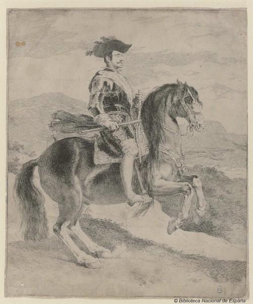 Felipe IV. Rey de España