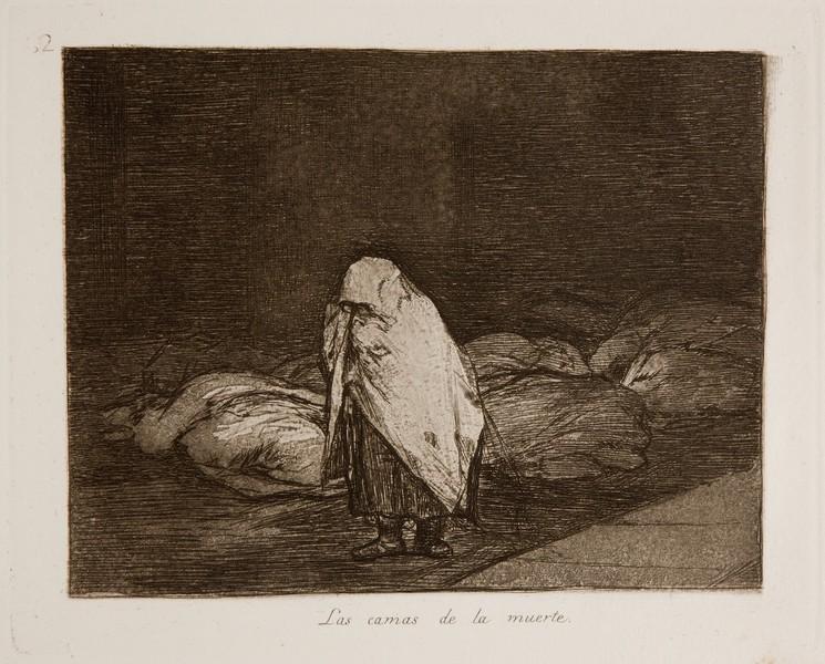 Las camas de la muerte
