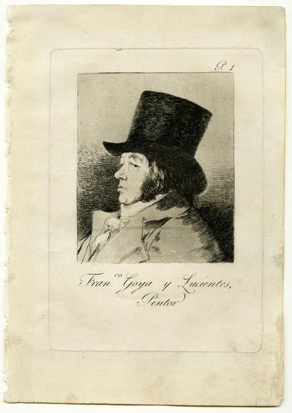 Fran.co Goya y Lucientes, Pintor