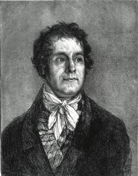 Retrato de Cipriano Gaulon