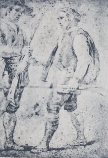 Dos cazadores