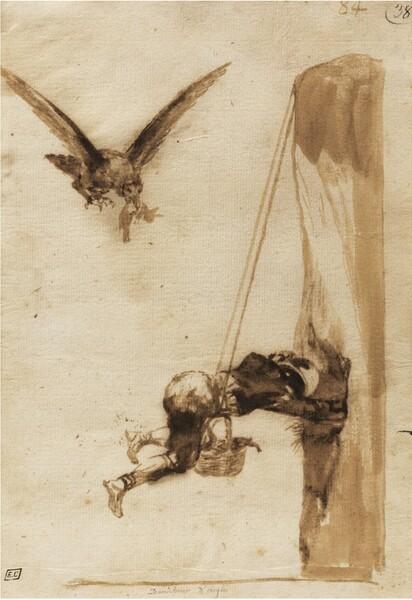 El ladrón de nidos (F.84)