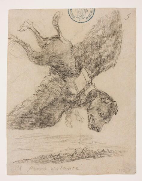 El perro volante (G.5)